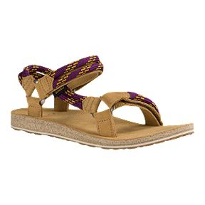 d44be95d040e Clearance. Teva Women s Original Universal Premier Rope Sandals - Dark  Purple