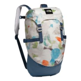 The North Face Homestead Roadtripper Day Pack - Vintage White Sparse