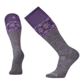 Smartwool Women's PhD Slopestyle Medium Wenke Ski Socks