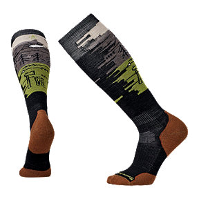 Smartwool Men's PhD Slopestyle Light Osorno Ski Socks