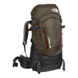 The North Face Terra 35L Day Pack - Falcon Brown
