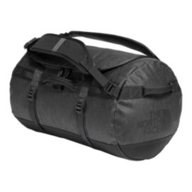 The North Face Base Camp Duffel Small - Dark Grey Heather