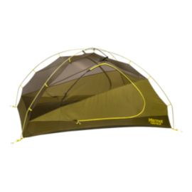 Marmot Tungsten 2 Person Tent with Footprint - Green Shadow/Moss