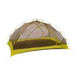 Marmot Tungsten 2 Person Ultra Lightweight Tent - Dark Citron