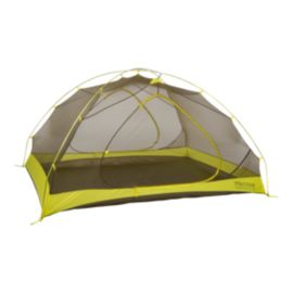 Marmot Tungsten 3 Person Ultra Lightweight Tent - Dark Citron