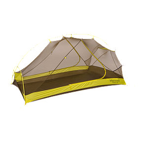 Marmot Force 2 Person Ultralight Tent - Dark Citron