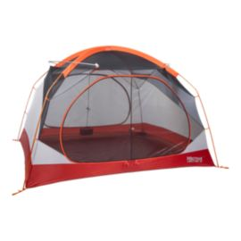 Marmot Limestone 4 Person Tent - Orange Spice
