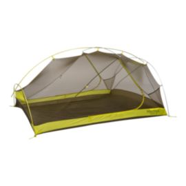 Marmot Force 3 Person Ultralight Tent - Dark Citron