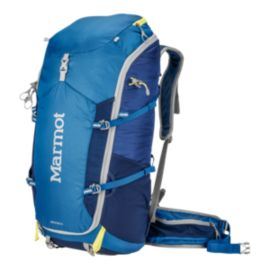 Marmot Graviton 34L Day Pack - Blue Night/Dark Ink