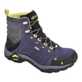 Ahnu Montara Waterproof Women's Hiking Boots - Aura