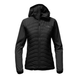 The North Face Women's Progressor Insulated Hybrid Hooded Jacket