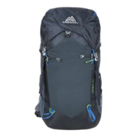 Gregory Stout 30L Day Pack - Navy Blue