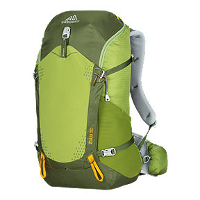 Gregory Zulu 30L Day Pack - Moss Green