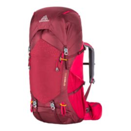 Gregory Women's Amber 60L Backpack - Chili Pepper Red