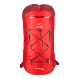 Arc'teryx Alpha FL 45 Backpack - Cardinal Red