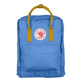 Fjällräven Kånken Day Pack - Blue/Yellow