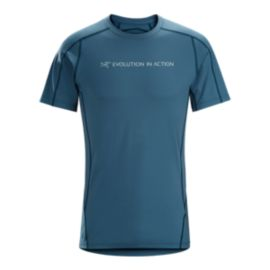 Arc'teryx Men's Phasic Evolution Short Sleeve T Shirt