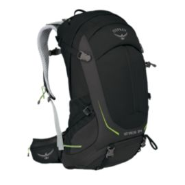 Osprey Stratos 34L Day Pack - Black
