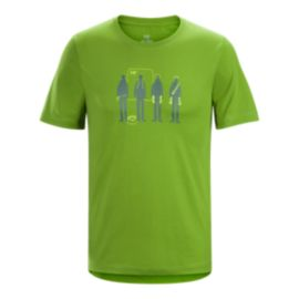 Arc'teryx Men's Usual Suspects Short Sleeve T Shirt