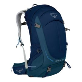 Osprey Stratos 34L Day Pack - Eclipse Blue