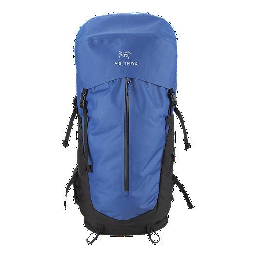 b480d1720c9 Arc'teryx Men's Bora AR 50L Backpack - Borneo Blue   Atmosphere.ca
