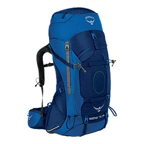 4c00a97203f Osprey Aether AG 70L Backpack - Neptune Blue