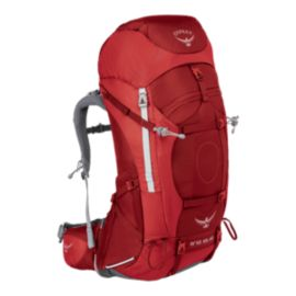 Osprey Women's Ariel AG 65L Backpack - Picante Red