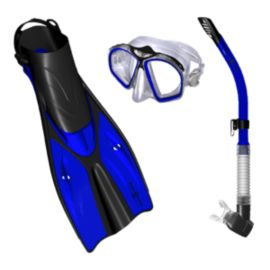 Aqua Lung Pro Snorkel Travel Set