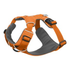 Ruffwear Front Range Dog Harness - Orange Poppy