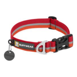 Ruffwear Crag Dog Collar - Kokanee Red