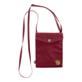 Fjällräven Pocket Shoulder Bag - Redwood