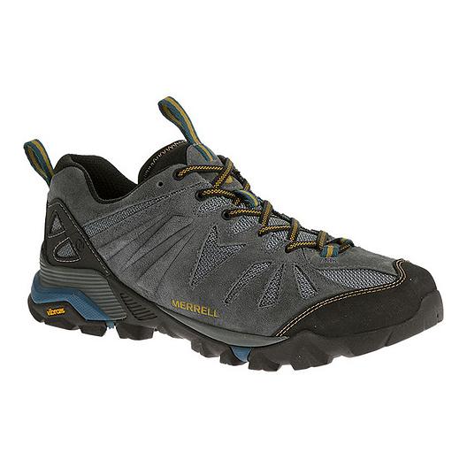 85e5c2d78905 Merrell Men s Capra Turbulence Hiking Shoes - Grey Black
