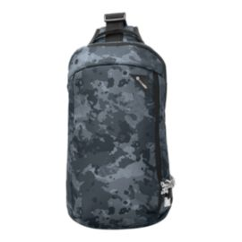 Pacsafe Vibe 325 Anti-Theft 10L Cross Body Pack - Grey Camo