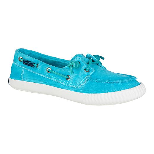 Sperry Women's Sayel Away Washed  Shoes - Blue