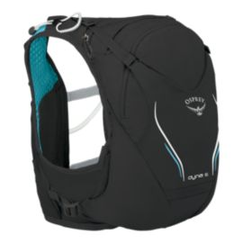 Osprey Women's Dyna 6 Trail Running Vest - Black Opal