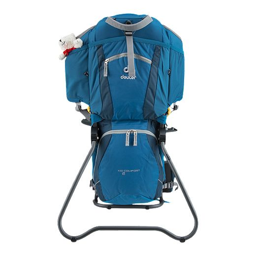 Deuter Kid Comfort II Child Carrier - Ocean/Midnight