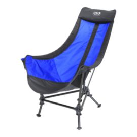 ENO Lounger DL Chair - Royal Blue/Charcoal
