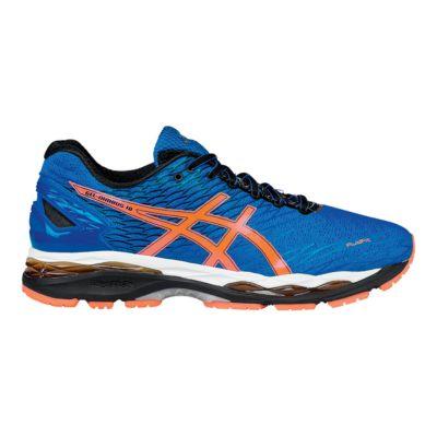 men's gel nimbus 18 running shoe