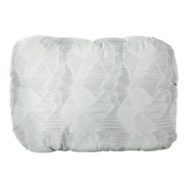 Therm-a-Rest Down Pillow Large - Gray Mountain Print