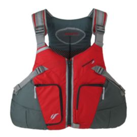 Stohlquist Coaster PFD - Red/Grey
