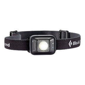 Black Diamond Iota Rechargeable Headlamp 150 Lumens - Black