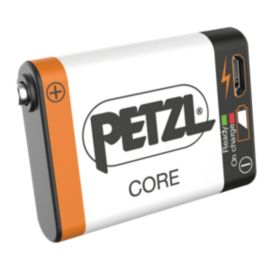 Petzl Actik Core Lithium Battery