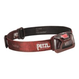 Petzl Tikkina Headlamp 150 Lumens - Red