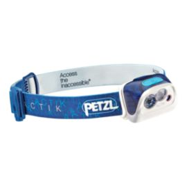 Petzl Actik Headlamp 300 Lumens - Blue
