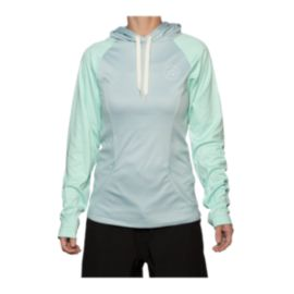 Level Six Mist Women's Hoody - Cloudy Blue