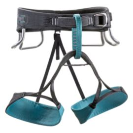 Black Diamond Women's Zone Climbing Harness - Dark Caspian/Black