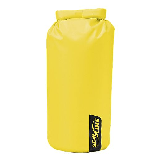 SealLine Baja 20L Dry Bag - Yellow