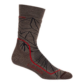 Icebreaker Men's Hike+ Medium Crew Socks