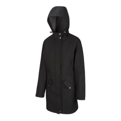 f245c4d83 McKINLEY Women's Taylor Hooded Long Softshell Jacket