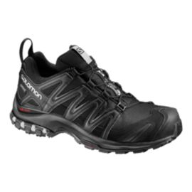 Salomon Women's XA Pro 3D GTX Trail Running Shoes - Black/Grey